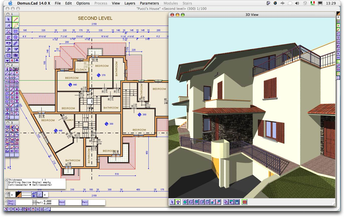 How to use free architectural design software free for House construction plans software